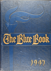 Page 1, 1947 Edition, St John High School - Blue Book Yearbook (Jackson, MI) online yearbook collection