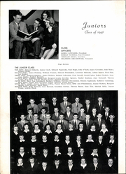 Page 14, 1947 Edition, St John High School - Blue Book Yearbook (Jackson, MI) online yearbook collection