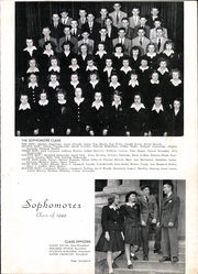 Page 15, 1947 Edition, St John High School - Blue Book Yearbook (Jackson, MI) online yearbook collection