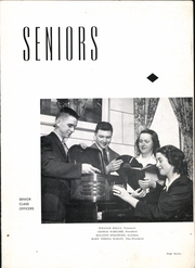 Page 5, 1947 Edition, St John High School - Blue Book Yearbook (Jackson, MI) online yearbook collection