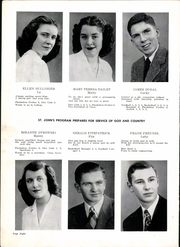Page 6, 1947 Edition, St John High School - Blue Book Yearbook (Jackson, MI) online yearbook collection