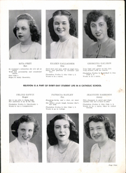 Page 7, 1947 Edition, St John High School - Blue Book Yearbook (Jackson, MI) online yearbook collection
