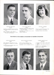 Page 9, 1947 Edition, St John High School - Blue Book Yearbook (Jackson, MI) online yearbook collection