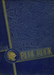 1949 Edition, St John High School - Blue Book Yearbook (Jackson, MI)