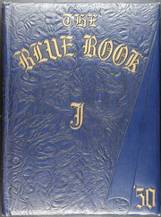 1950 Edition, St John High School - Blue Book Yearbook (Jackson, MI)