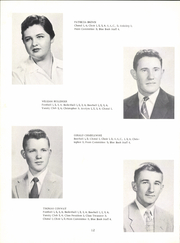 Page 16, 1955 Edition, St John High School - Blue Book Yearbook (Jackson, MI) online yearbook collection