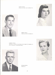 Page 17, 1955 Edition, St John High School - Blue Book Yearbook (Jackson, MI) online yearbook collection