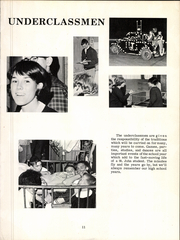 Page 15, 1965 Edition, St John High School - Blue Book Yearbook (Jackson, MI) online yearbook collection