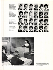 Page 17, 1965 Edition, St John High School - Blue Book Yearbook (Jackson, MI) online yearbook collection