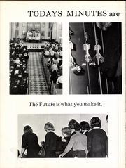 Page 6, 1965 Edition, St John High School - Blue Book Yearbook (Jackson, MI) online yearbook collection