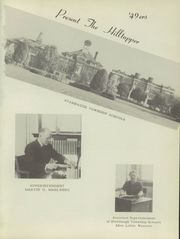 Page 5, 1949 Edition, Stambaugh High School - Hilltopper Yearbook (Stambaugh, MI) online yearbook collection
