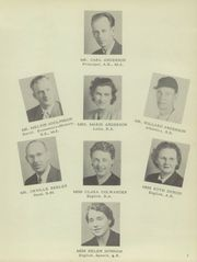 Page 7, 1949 Edition, Stambaugh High School - Hilltopper Yearbook (Stambaugh, MI) online yearbook collection