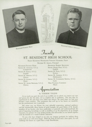 Page 12, 1947 Edition, St Benedict High School - Benedictum Yearbook (Highland Park, MI) online yearbook collection