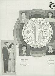 Page 14, 1947 Edition, St Benedict High School - Benedictum Yearbook (Highland Park, MI) online yearbook collection