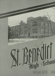 Page 6, 1947 Edition, St Benedict High School - Benedictum Yearbook (Highland Park, MI) online yearbook collection