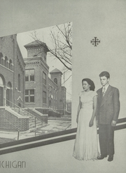 Page 7, 1947 Edition, St Benedict High School - Benedictum Yearbook (Highland Park, MI) online yearbook collection
