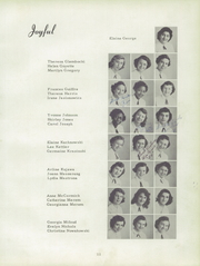 Girls Catholic Central High School - Memories Yearbook (Detroit, MI) online yearbook collection, 1953 Edition, Page 15