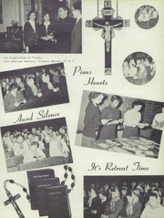 Girls Catholic Central High School - Memories Yearbook (Detroit, MI) online yearbook collection, 1953 Edition, Page 39