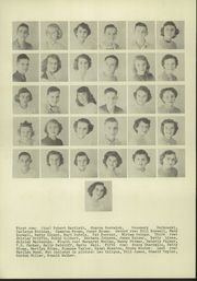 Page 16, 1951 Edition, Brooklyn High School - Eagle Yearbook (Brooklyn, MI) online yearbook collection