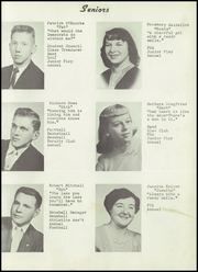 Page 13, 1956 Edition, Brooklyn High School - Eagle Yearbook (Brooklyn, MI) online yearbook collection