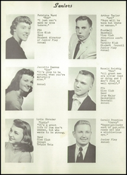 Page 14, 1956 Edition, Brooklyn High School - Eagle Yearbook (Brooklyn, MI) online yearbook collection