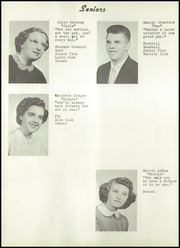 Page 16, 1956 Edition, Brooklyn High School - Eagle Yearbook (Brooklyn, MI) online yearbook collection