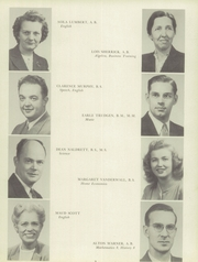 Page 11, 1948 Edition, Wilson High School - Wilsonian Yearbook (St Johns, MI) online yearbook collection