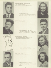 Page 17, 1948 Edition, Wilson High School - Wilsonian Yearbook (St Johns, MI) online yearbook collection