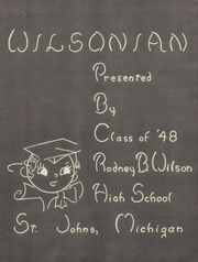 Page 5, 1948 Edition, Wilson High School - Wilsonian Yearbook (St Johns, MI) online yearbook collection