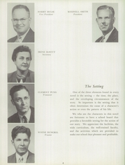Page 8, 1948 Edition, Wilson High School - Wilsonian Yearbook (St Johns, MI) online yearbook collection