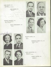Page 15, 1950 Edition, Wilson High School - Wilsonian Yearbook (St Johns, MI) online yearbook collection