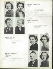 Page 16, 1950 Edition, Wilson High School - Wilsonian Yearbook (St Johns, MI) online yearbook collection