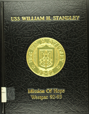 Page 1, 1993 Edition, William H Standley (CG 32) - Naval Cruise Book online yearbook collection