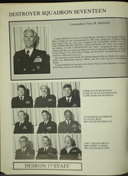 Page 16, 1993 Edition, William H Standley (CG 32) - Naval Cruise Book online yearbook collection