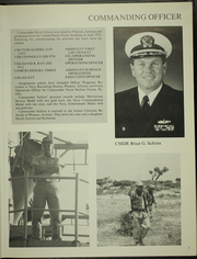 Page 9, 1993 Edition, William H Standley (CG 32) - Naval Cruise Book online yearbook collection