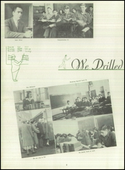 Page 12, 1949 Edition, Dowagiac Central High School - Wahoo Yearbook (Dowagiac, MI) online yearbook collection