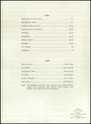 Page 8, 1949 Edition, Dowagiac Central High School - Wahoo Yearbook (Dowagiac, MI) online yearbook collection