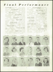 Page 11, 1952 Edition, Dowagiac Central High School - Wahoo Yearbook (Dowagiac, MI) online yearbook collection