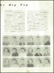 Page 13, 1952 Edition, Dowagiac Central High School - Wahoo Yearbook (Dowagiac, MI) online yearbook collection