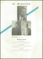 Page 9, 1952 Edition, Dowagiac Central High School - Wahoo Yearbook (Dowagiac, MI) online yearbook collection