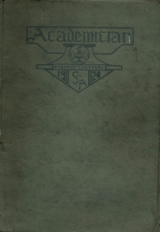 1924 Edition, St Stephens Academy - Academician Yearbook (Port Huron, MI)