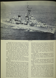 Page 6, 1959 Edition, William M Wood (DDR 715) - Naval Cruise Book online yearbook collection