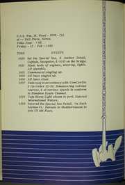 Page 8, 1959 Edition, William M Wood (DDR 715) - Naval Cruise Book online yearbook collection