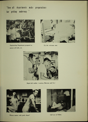 Page 9, 1959 Edition, William M Wood (DDR 715) - Naval Cruise Book online yearbook collection