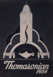 1954 Edition, St Thomas High School - Thomasonian Yearbook (Detroit, MI)
