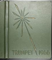 1966 Edition, Gabriels High School - Trumpet Yearbook (Lansing, MI)