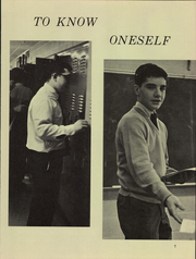Page 11, 1967 Edition, Gabriels High School - Trumpet Yearbook (Lansing, MI) online yearbook collection