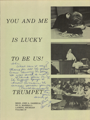 Page 5, 1967 Edition, Gabriels High School - Trumpet Yearbook (Lansing, MI) online yearbook collection