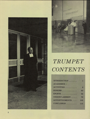 Page 6, 1967 Edition, Gabriels High School - Trumpet Yearbook (Lansing, MI) online yearbook collection