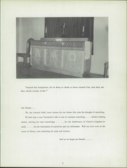 Page 7, 1957 Edition, Lutheran High School - Aureole Yearbook (Detroit, MI) online yearbook collection